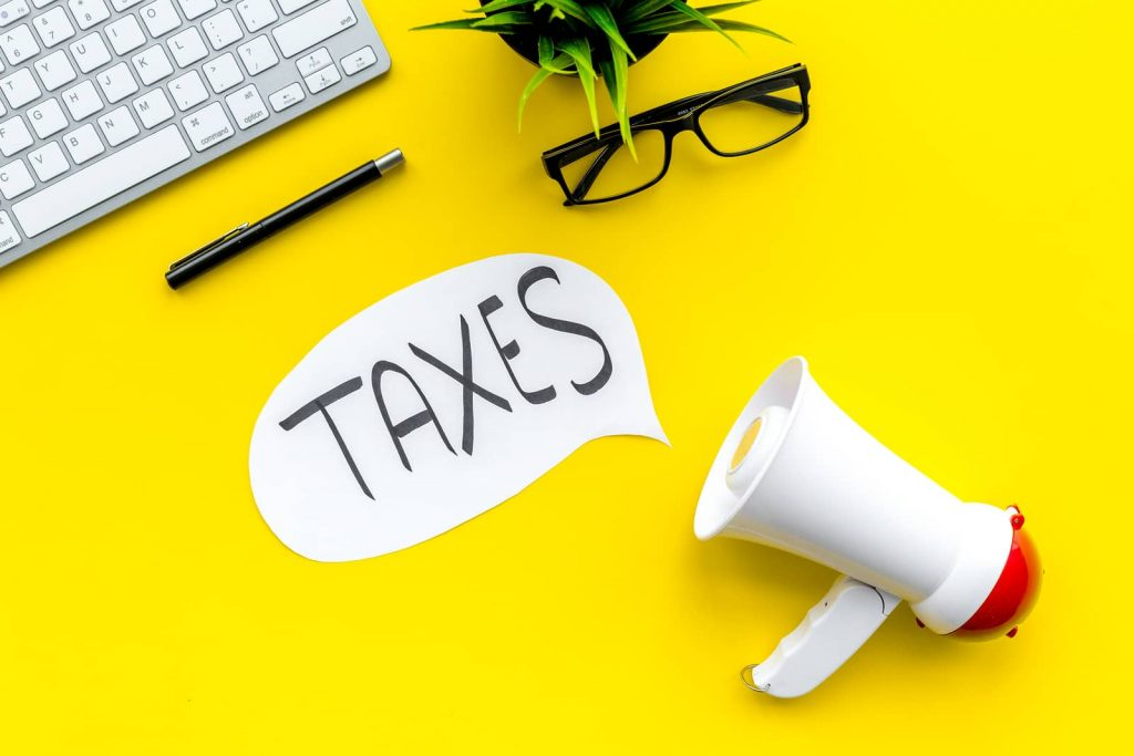 transition tax on foreign earnings