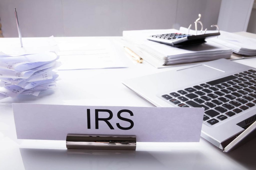 receive an IRS notification