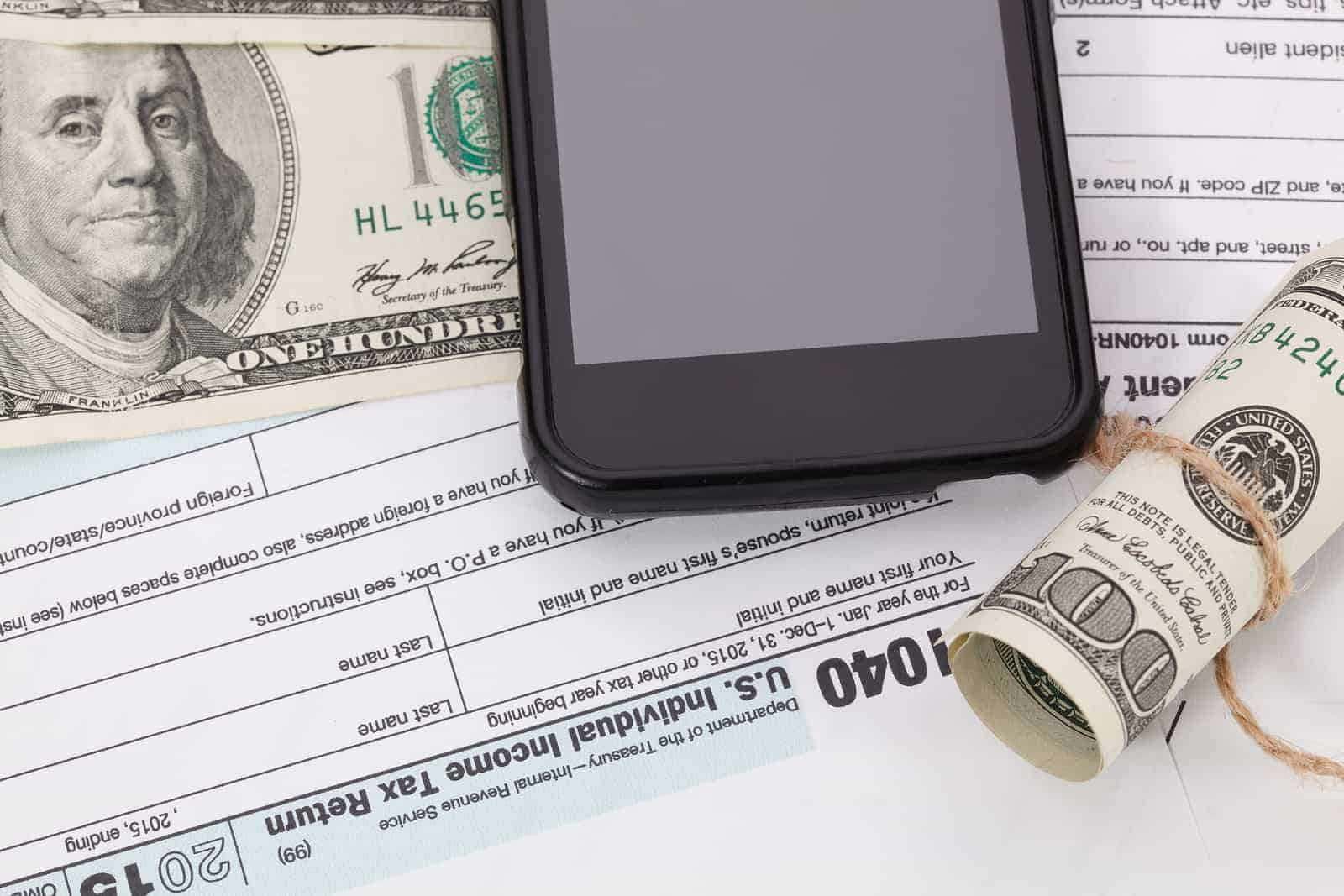 IRS contacts