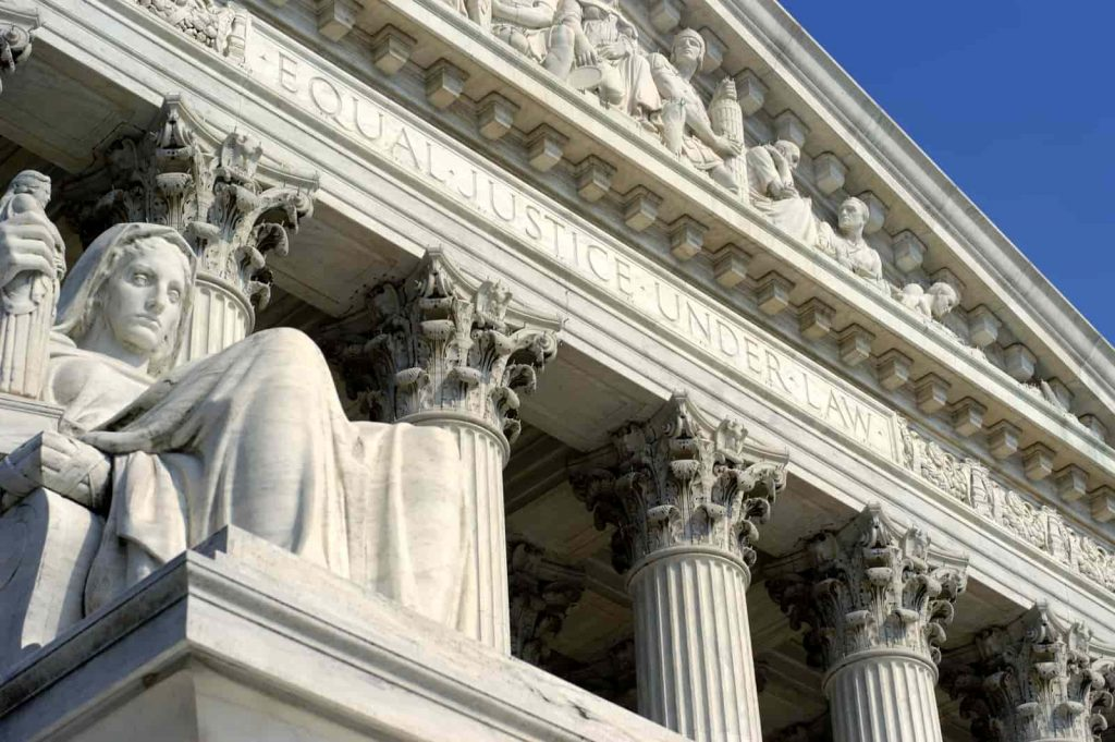 supreme court and online sales tax