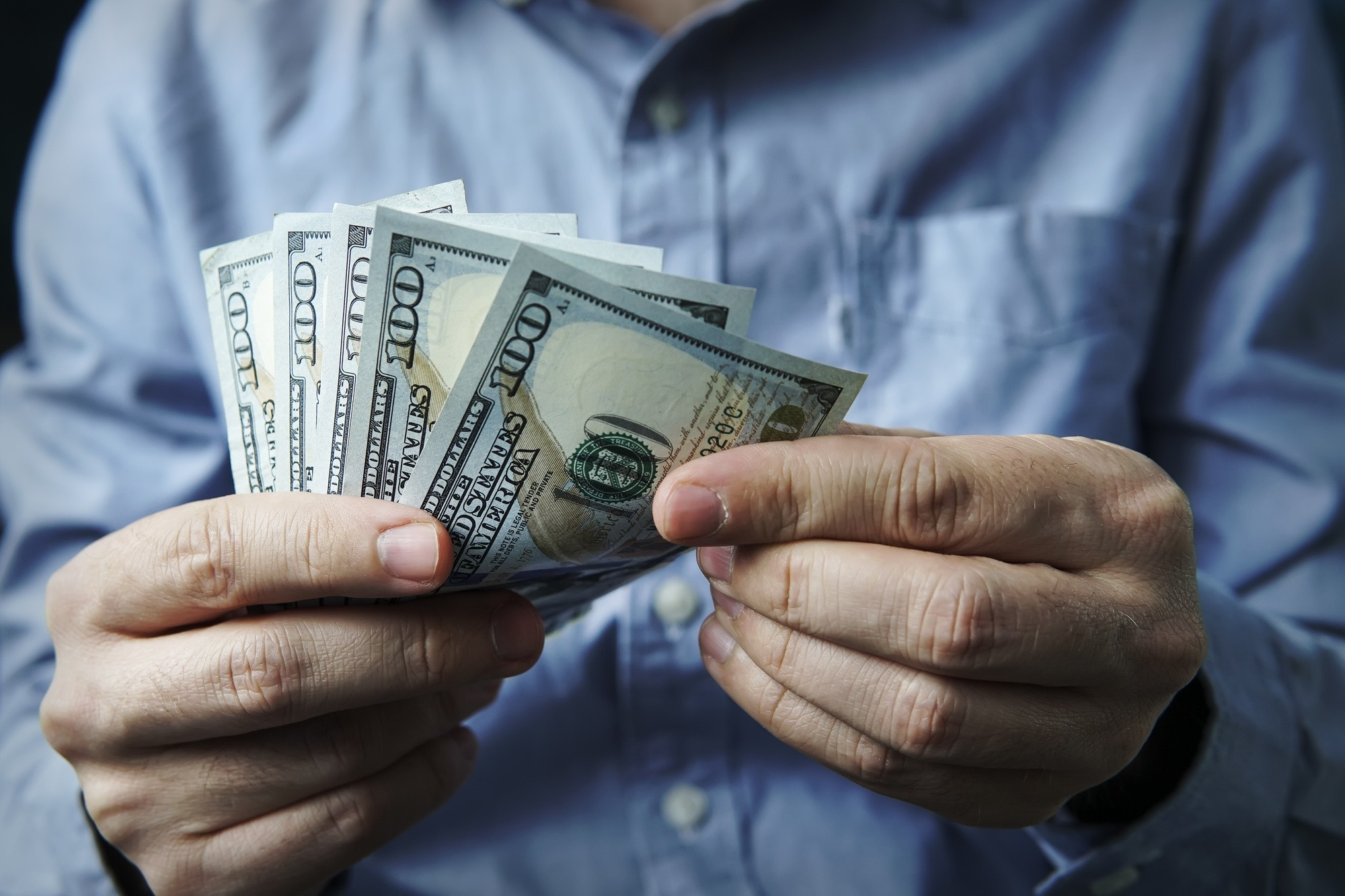 garnished wages