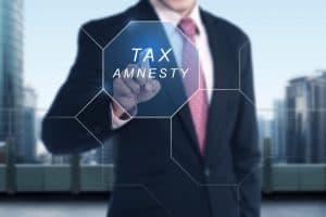 tax forgiveness