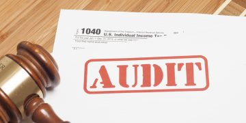 how far back can the irs audit