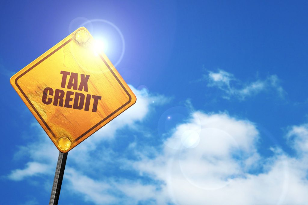 list of tax credits