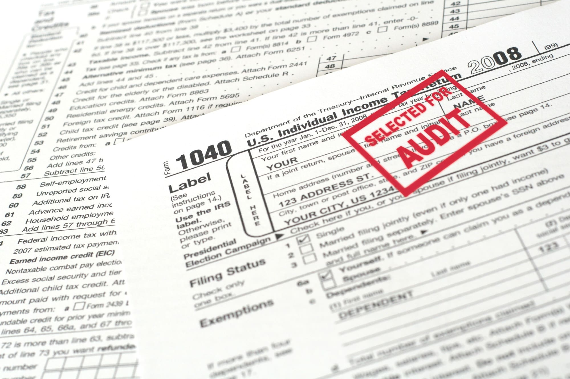 What Happens During An IRS Audit