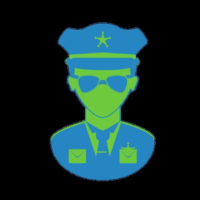 a-policeman