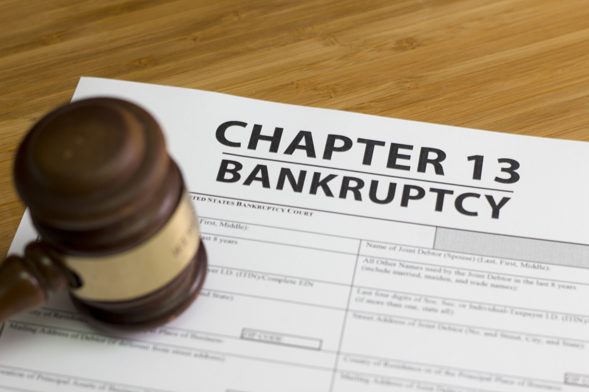 learn about bankruptcy taxes