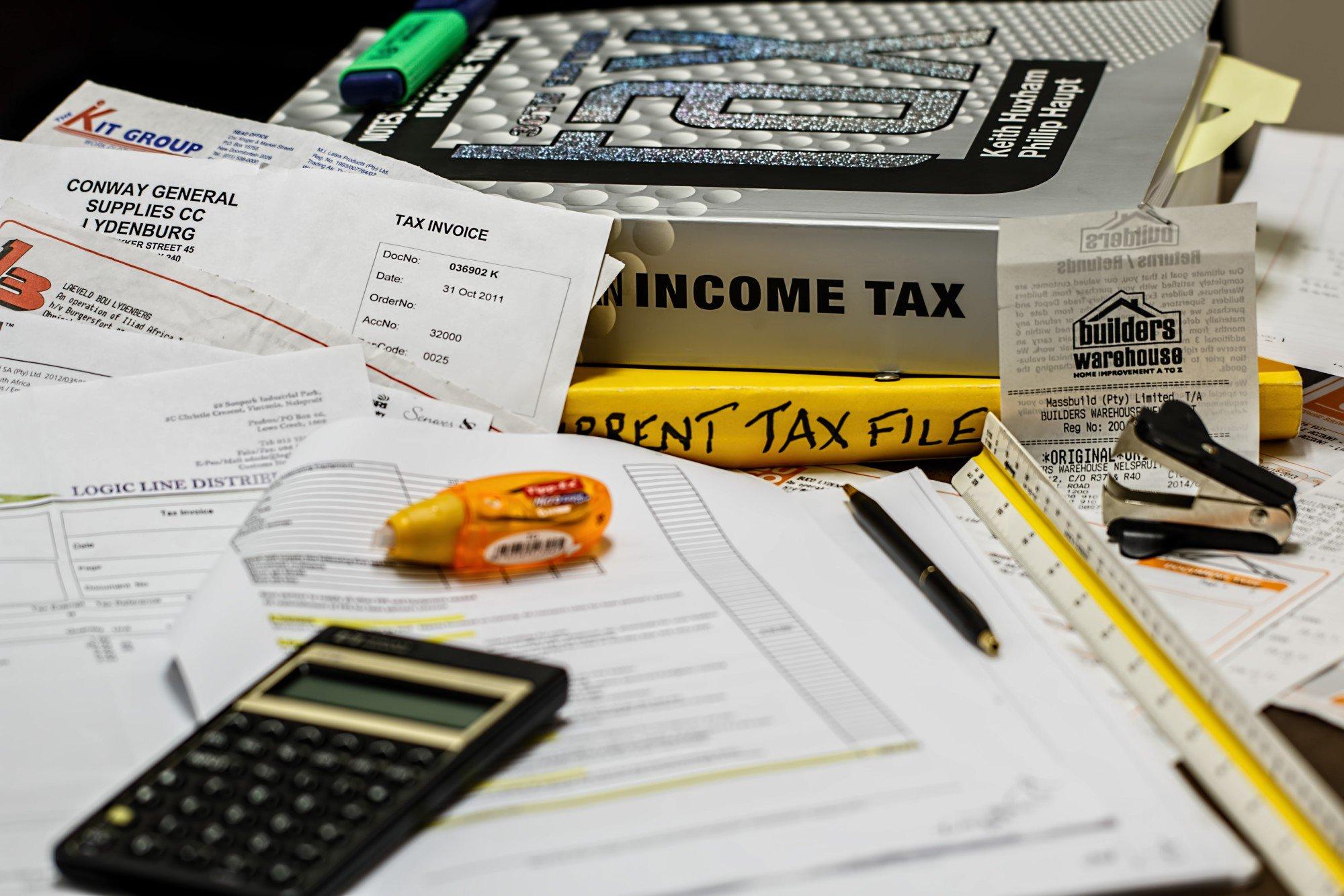 tax defense