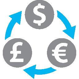 money circuit icon