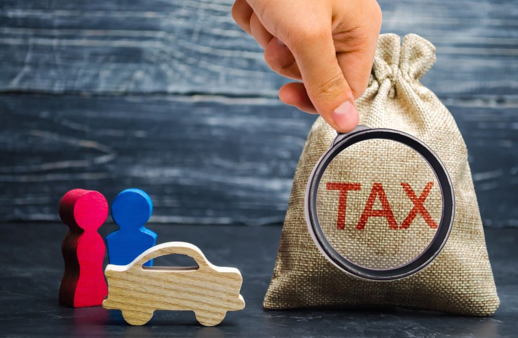 Back Taxes installment