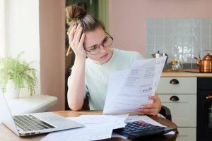 how taxes affect your student loan