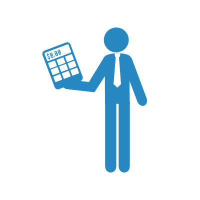 tax debt resolution services icon