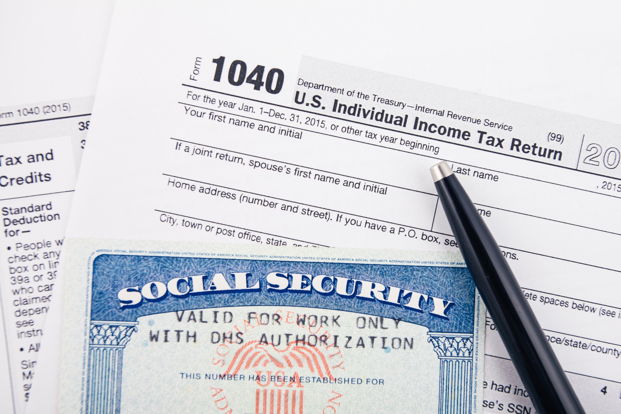 Social Security Tax Refund