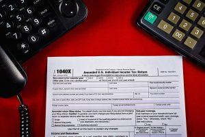 filing amended tax return
