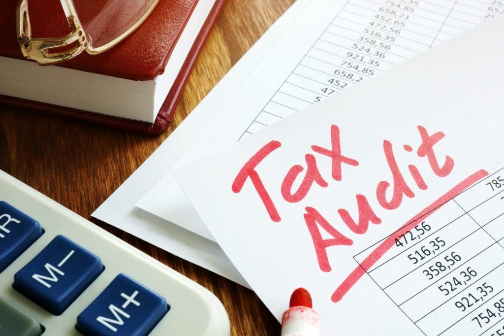 tax return audit