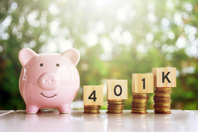 401k loan to pay off taxes