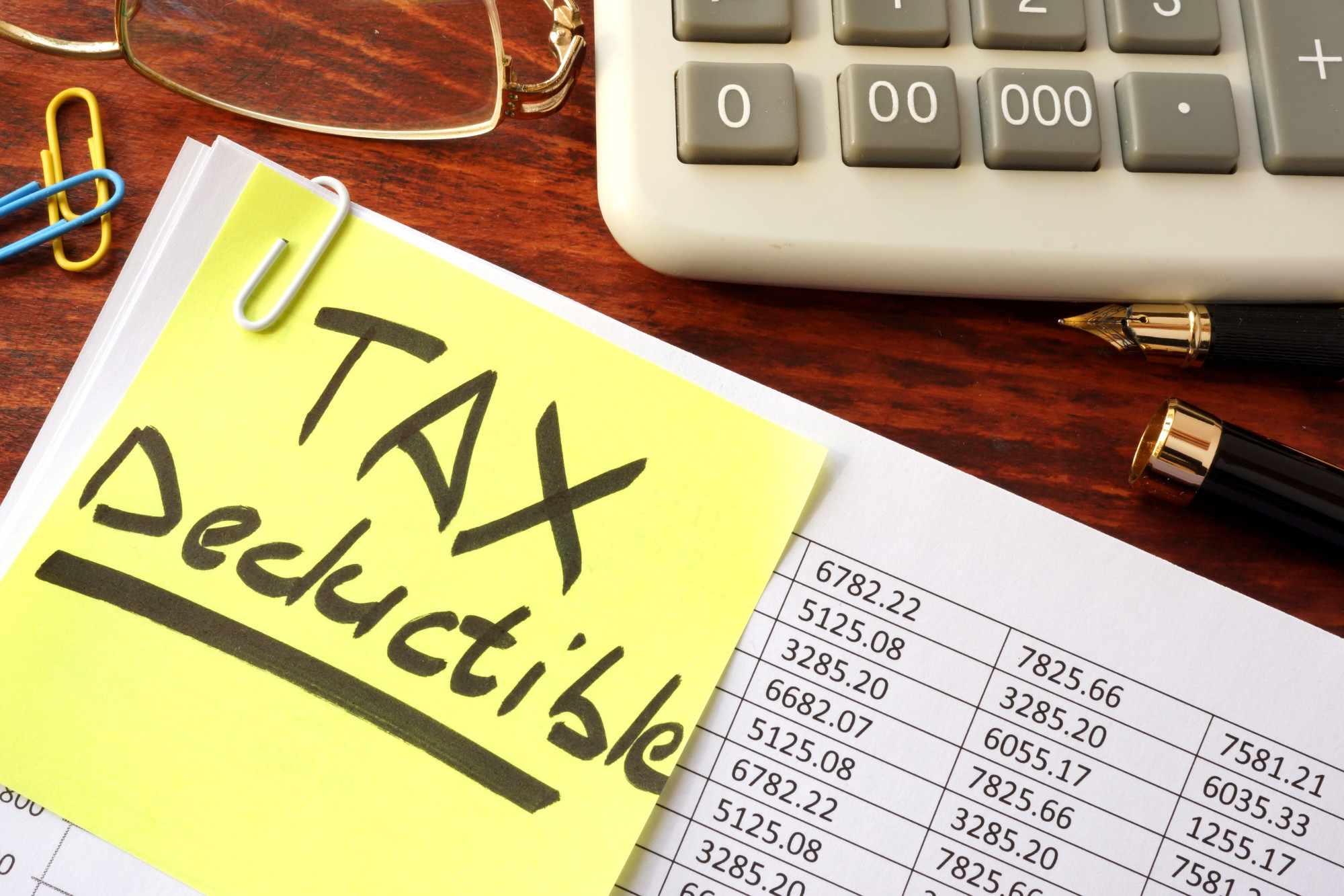 s corp tax deductions