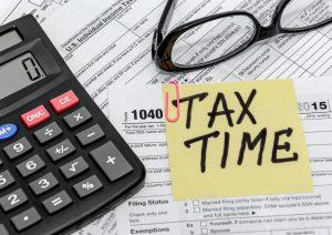 business tax checklist tax time