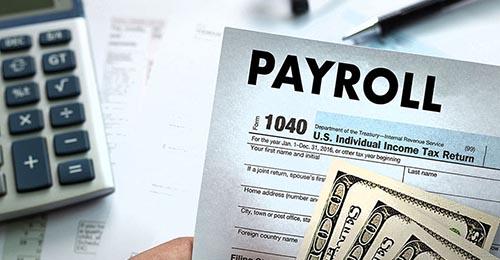 Business Tax payroll debt