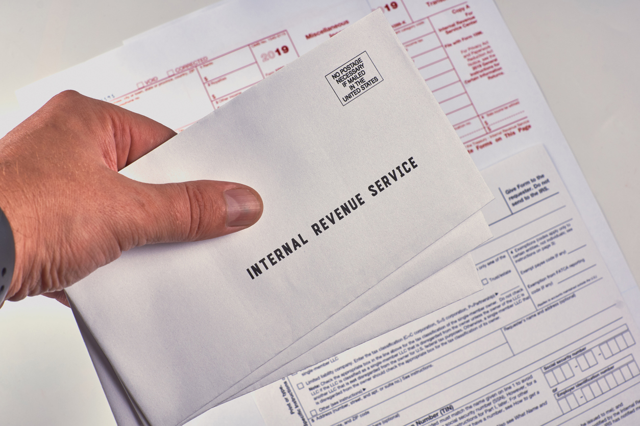 Can the IRS Place Levy on My Business's Accounts Receivable?