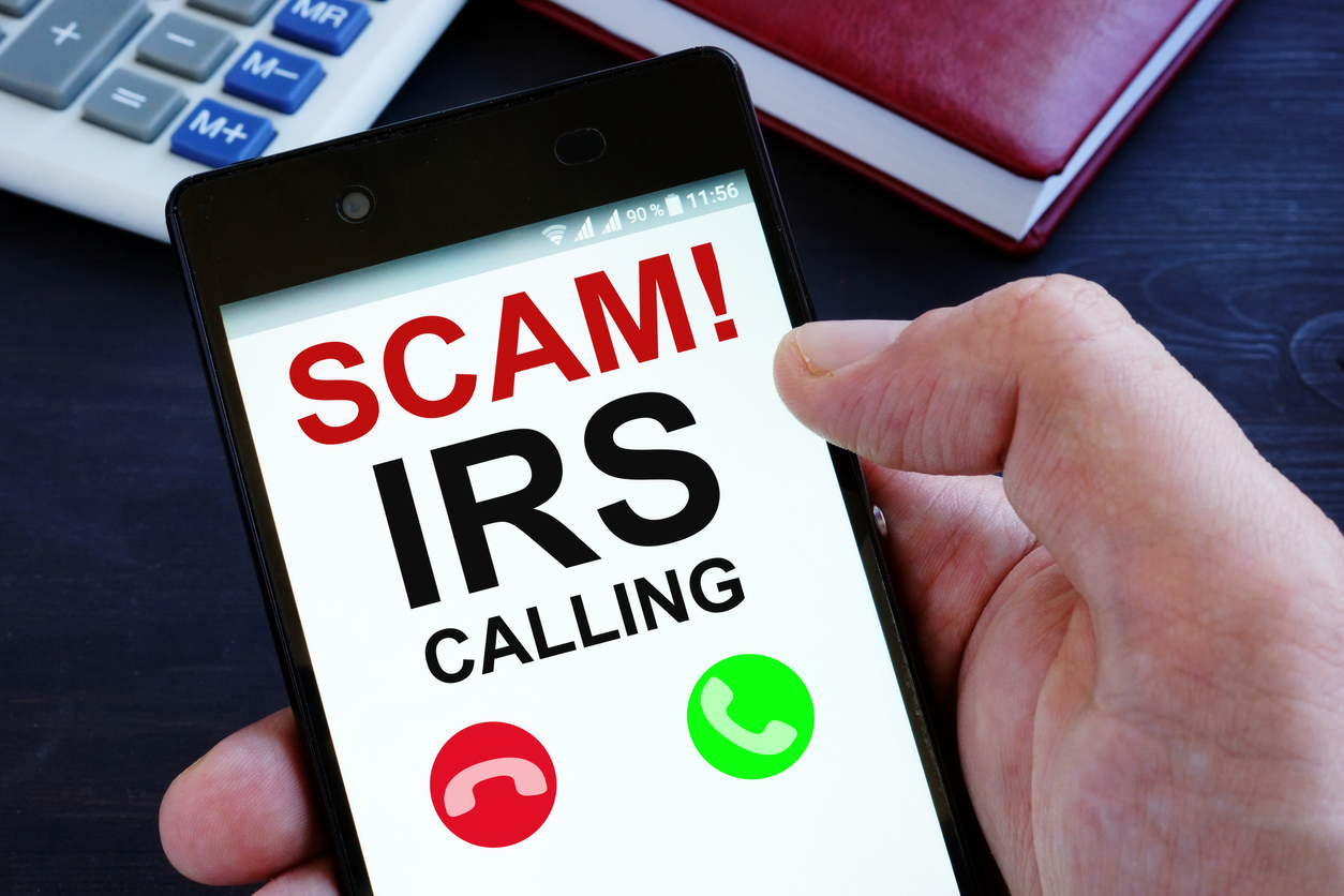 Five Tips On How To Verify A Registered IRS Revenue Officer