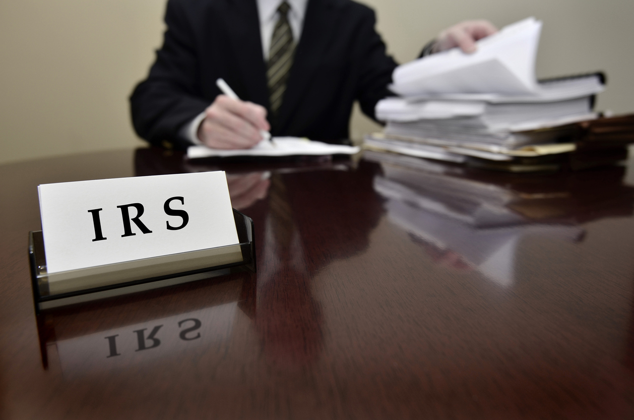 """IRS """"Currently Not Collectible"""" Agreement"""
