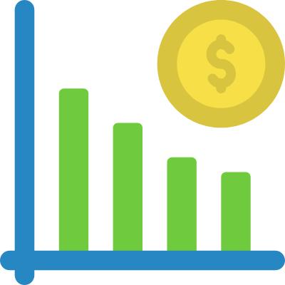 depreciation small icon