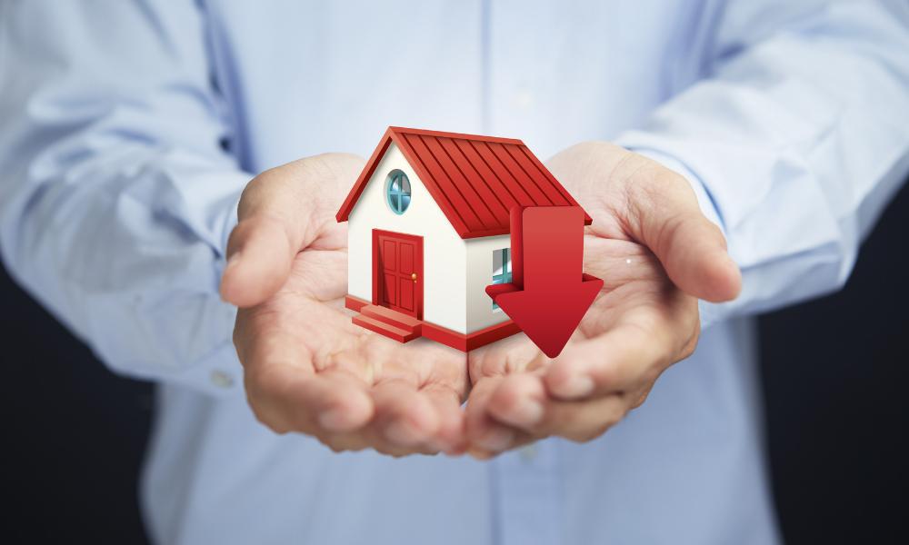 depreciation of home