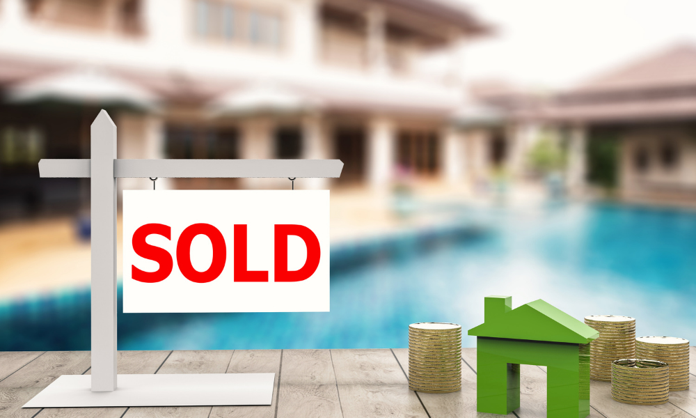 foreign property sold
