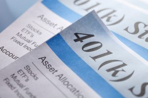 401(k) or Roth 401(k) tax