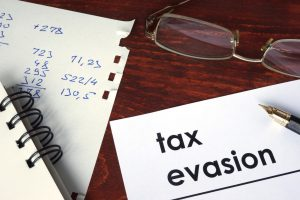 What Happens If You're Accused of Tax Evasion?