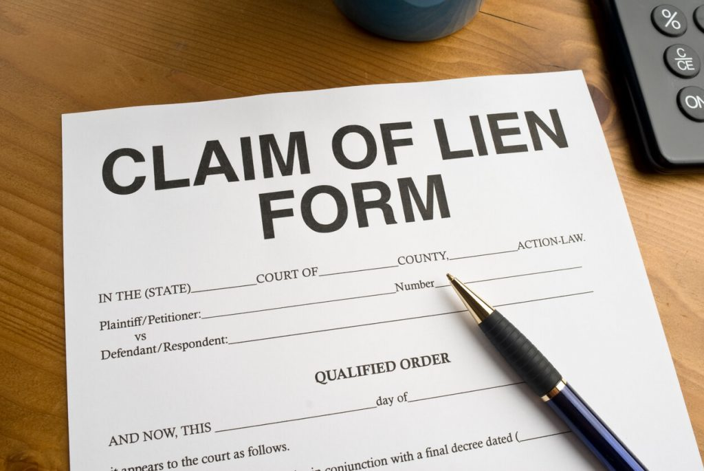 The IRS Put a Lien on Your House — Now What?