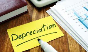 Calculating depreciation with Form 4562.