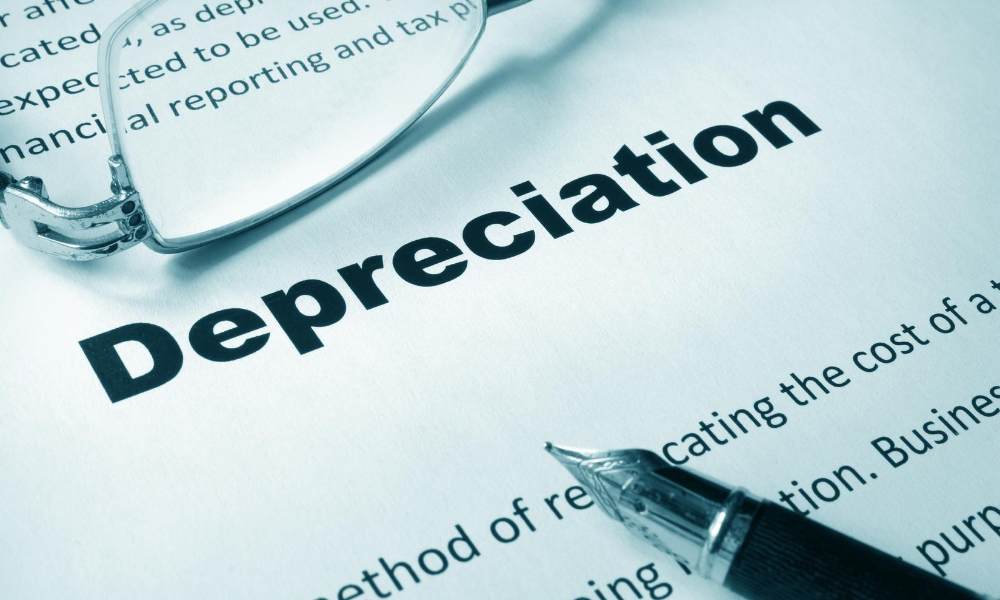 accounting for depreciation research