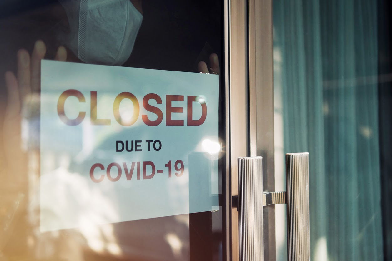 COVID-19 caused a need for businesses to apply for a PPP loan to prevent closure.
