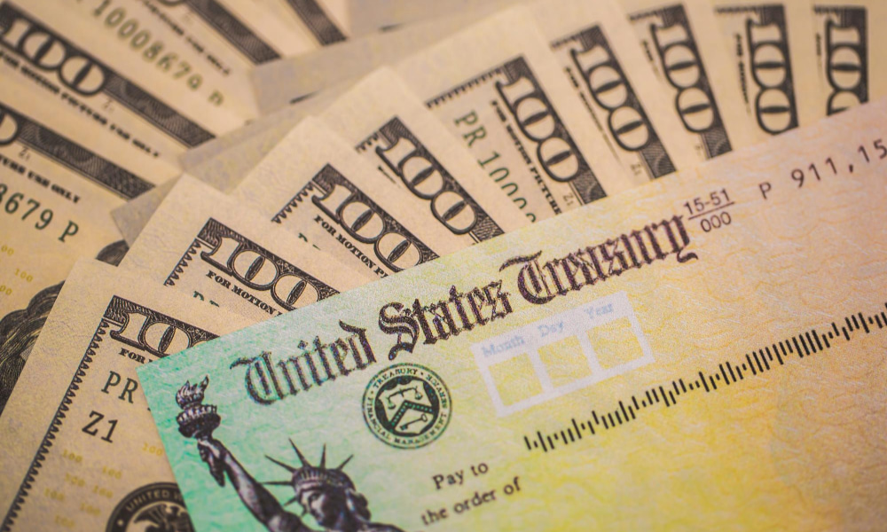 stimulus payment from CARES act