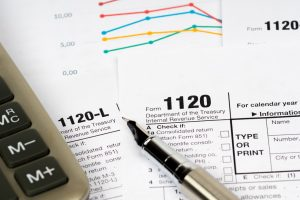 unfiled 1120 tax form