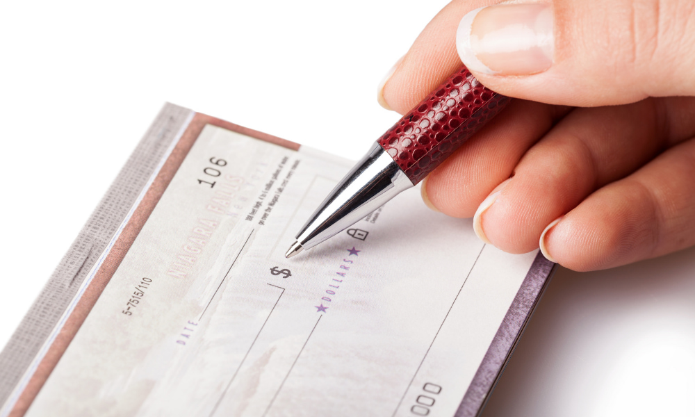 bounced check from bank reconciliation