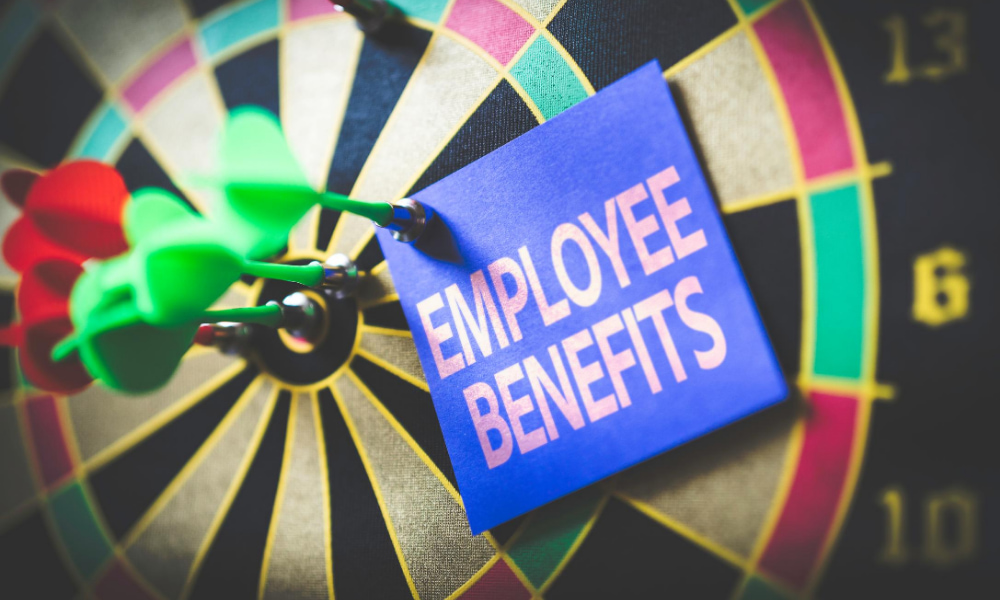 meeting goals when designing employee benefits package