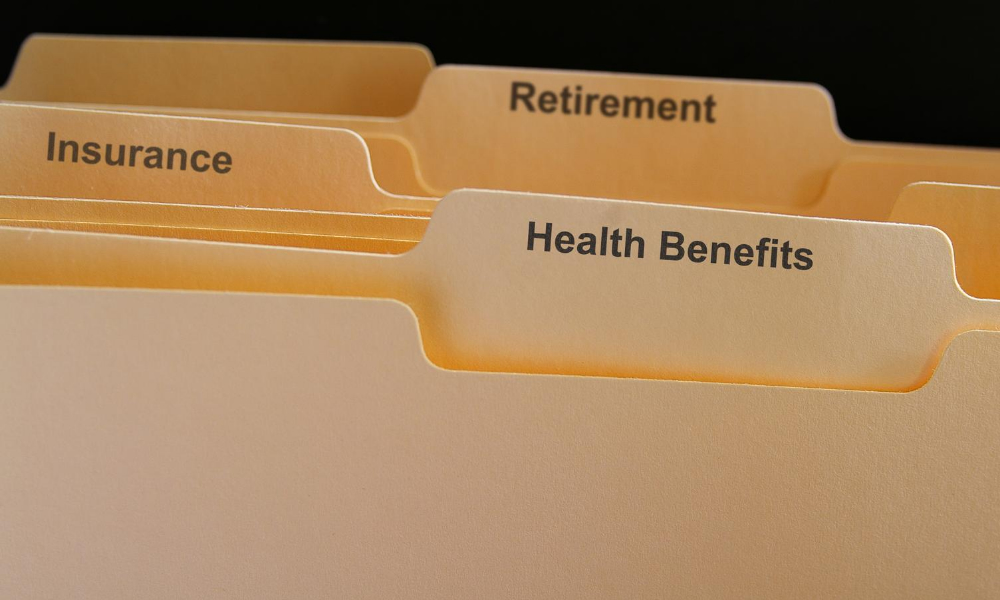 options available for designing employee benefits package