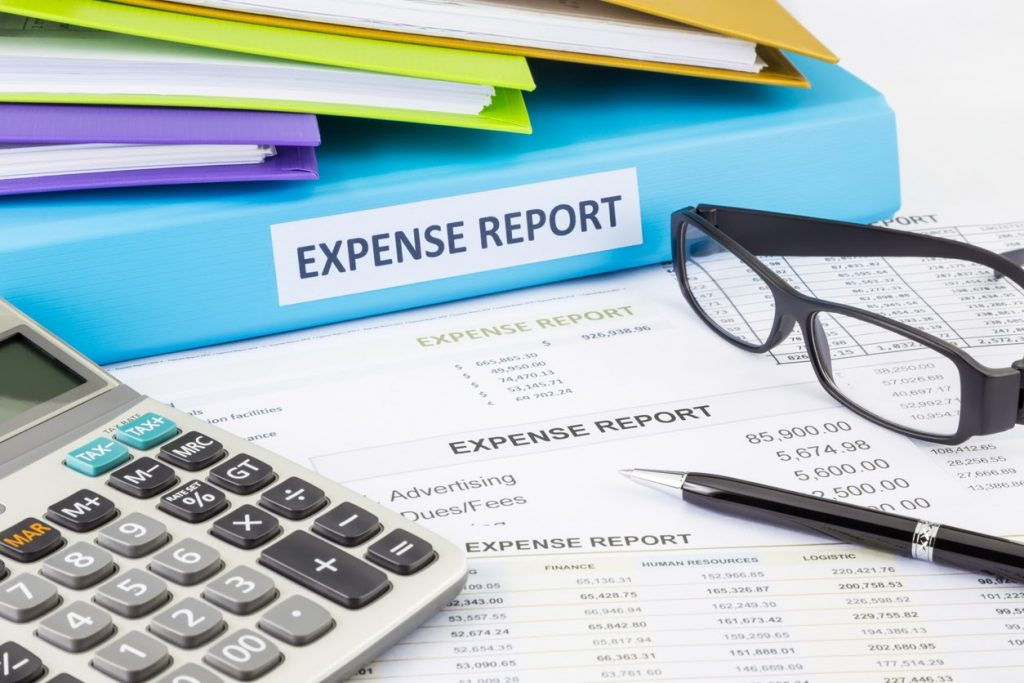 sg&a expenses report