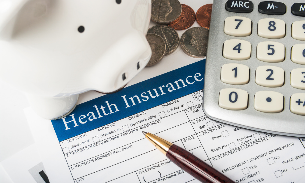 unsigned health insurance agreement