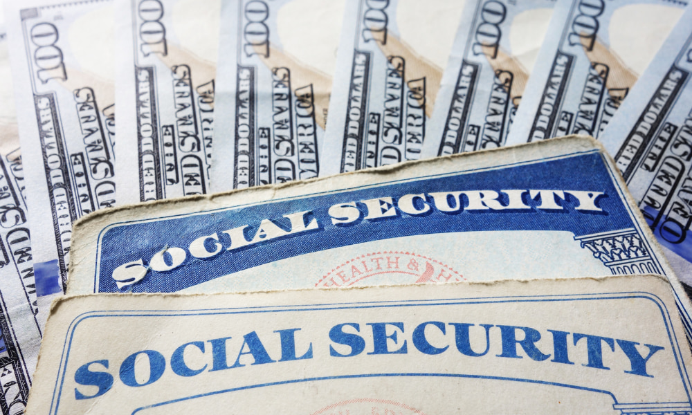 social security money that is taxed outside of the most tax-friendly states for retirees