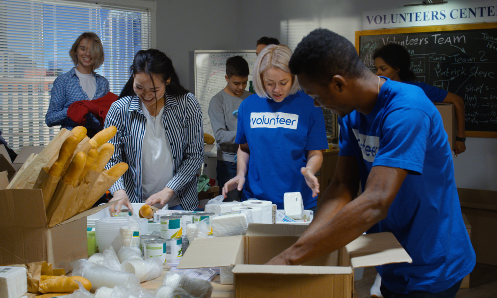 donating food can count toward your unrelated business taxable income