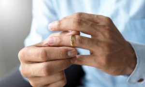 divorcing party filing form 8857 seeking innocent spouse relief