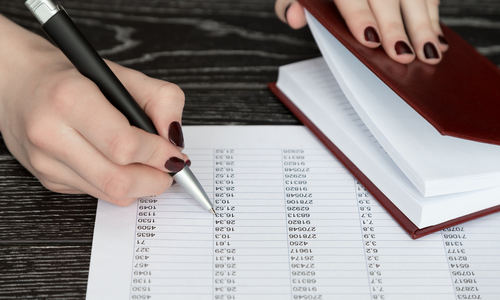 ensuring bookkeeping is correct after applying for irs form 656