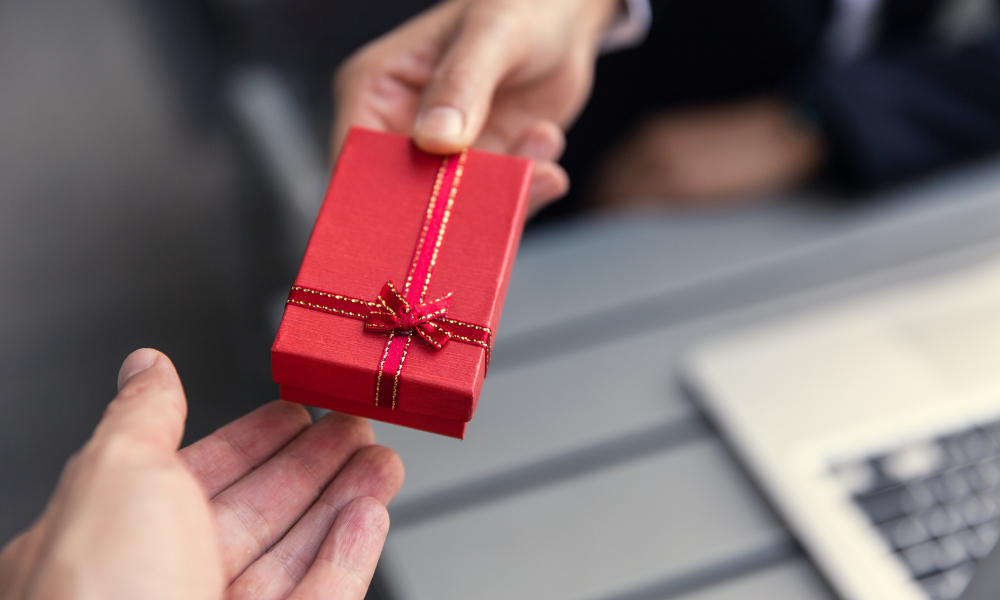 receiving taxable gift from employer after asking is car allowance taxable