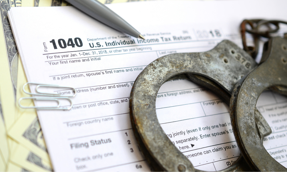 irs underpayment penalty concept